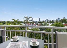 Brisbane Accommodation City View