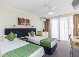 The Wellington Apartments Hotel Brisbane