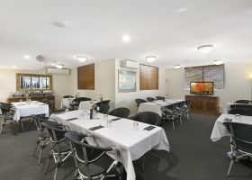 Restaurant - The Wellington Apartments Hotel Brisbane