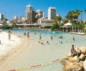 South Bank Parklands Brisbane