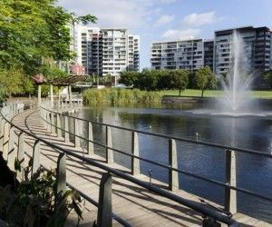 Brisbane Cultural Centres