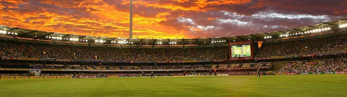 Check out whats on and whos playing at the Gabba