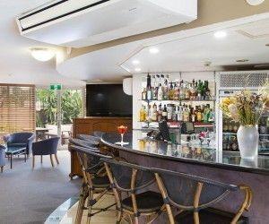 In-house bar and restaurant at our Brisbane accommodation