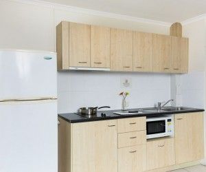 self contained accommodation Brisbane