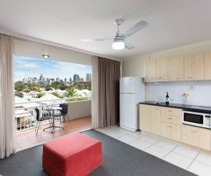 Brisbane apartment accommodation